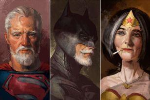 Eddie-Liu-envisions-DC-Superheroes-in-their-old-age_2