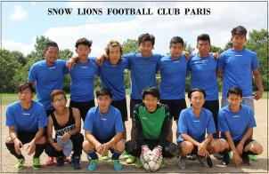 Euro Tibetan Cup Lions Football Club Paris