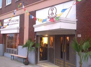 Phuntsok Cho Ling Delshaven gebouw