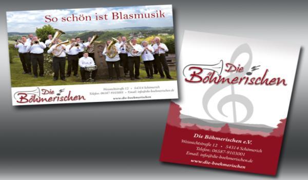 Audio Mitschnitt Böhmische Blasmusik