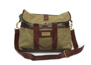Sword & Plough Signature Messenger Bag - Green