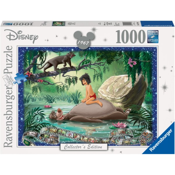 Ravensburger Disney - Jungle Boek 1000 stukjes