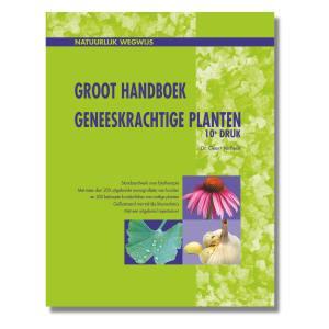 Boeken Groot handboek Geneeskrachtige planten 10de druk - Geert Verhelst