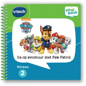 VTech MagiBook activiteitenboek - Paw Patrol