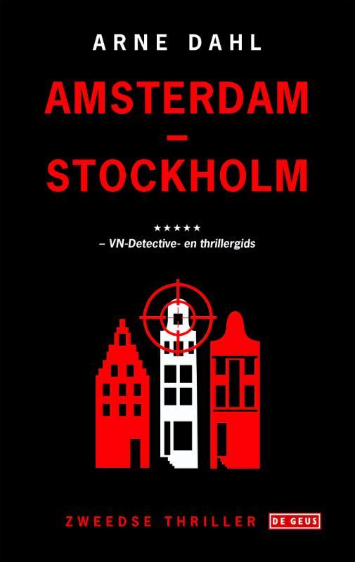 Amsterdam-Stockholm Arne Dahl
