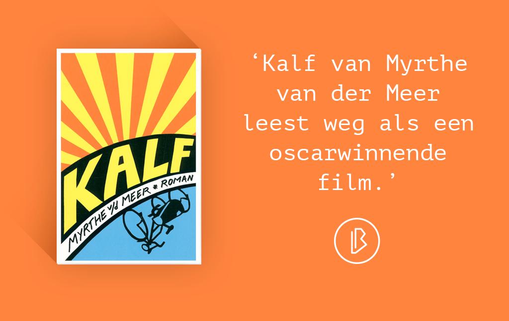 Recensie: Myrthe van der Meer – Kalf