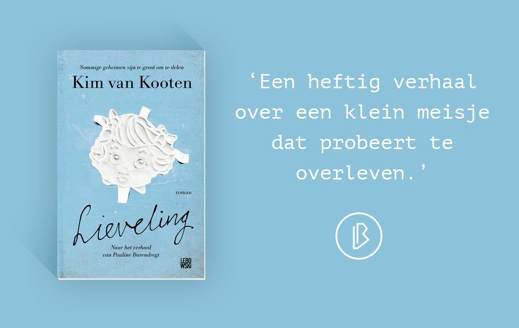Recensie: Kim van Kooten – Lieveling