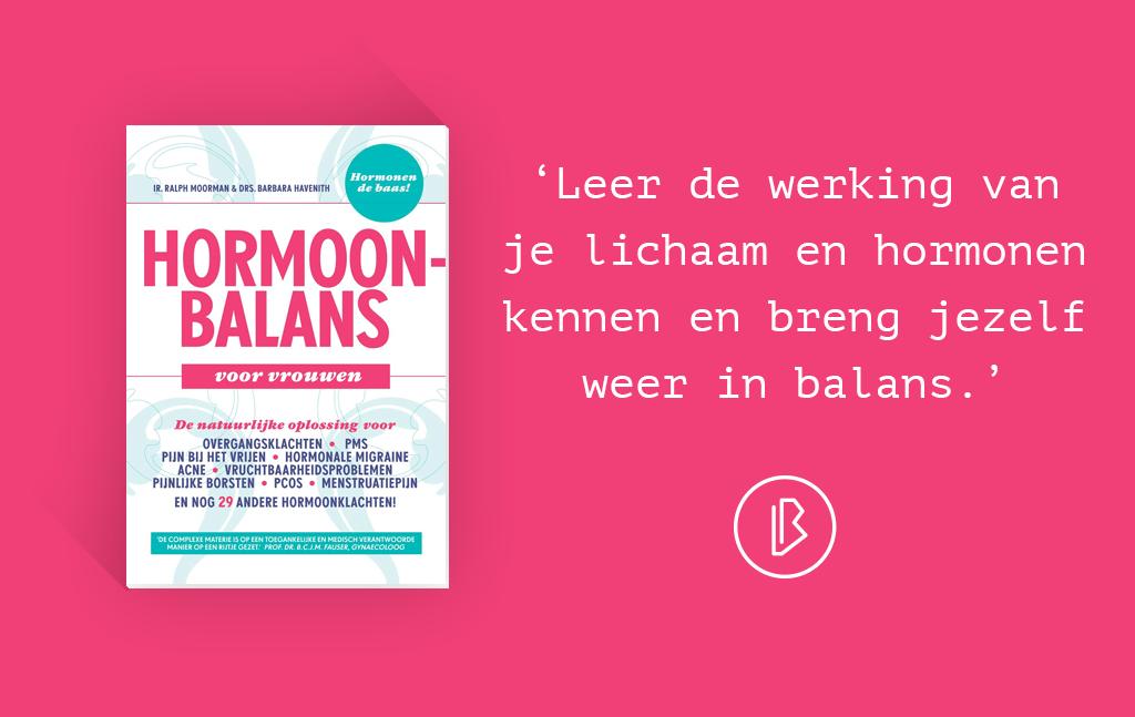 Recensie: Ir. Ralph Moorman & Drs. Barbara Havenith – Hormoonbalans voor vrouwen