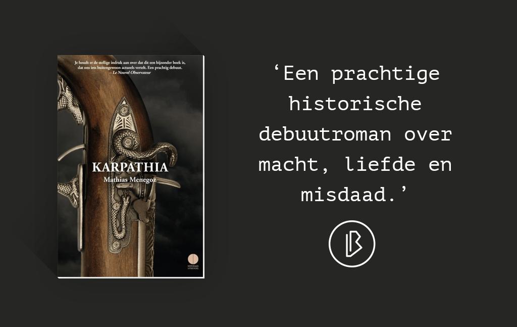Recensie: Mathias Menegoz – Karpathia