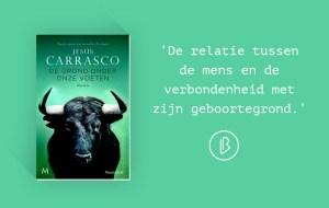 Recensie: Jesús Carrasco - De grond onder onze voeten