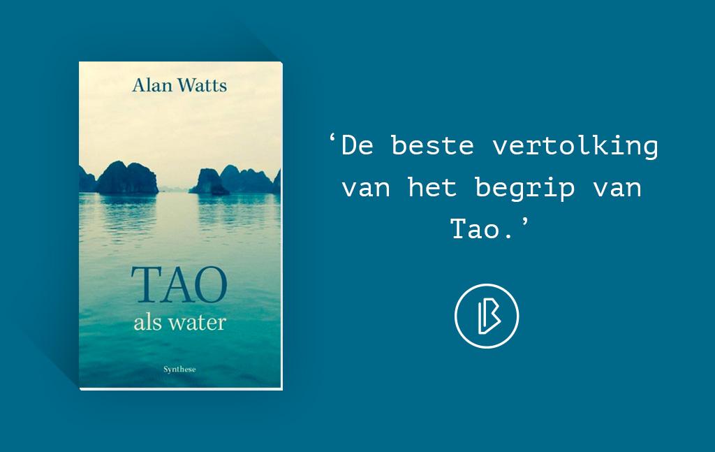 Recensie: Alan Watts – Tao als water