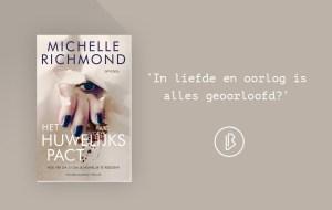 Recensie: Michelle Richmond – Het huwelijkspact
