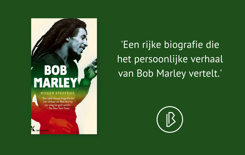 Recensie: Roger Steffens – Bob Marley