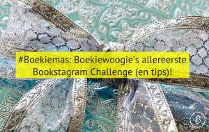 #Boekiemas: Boekiewoogie's allereerste Bookstagram Challenge (en tips)!