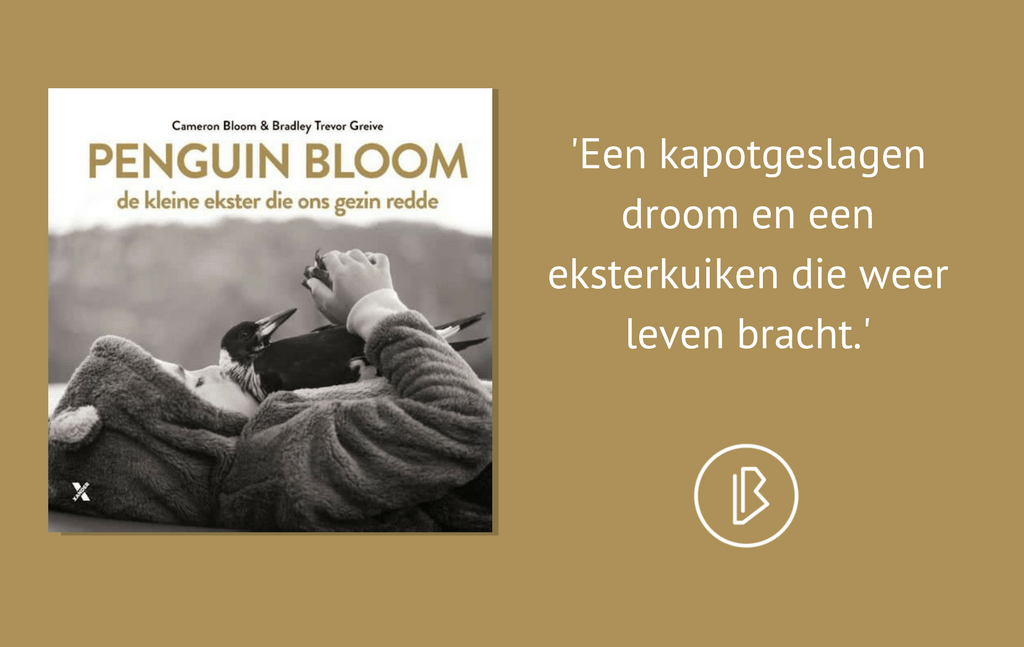 Recensie: Cameron Bloom & Bradley Trevor Greive – Penguin Bloom