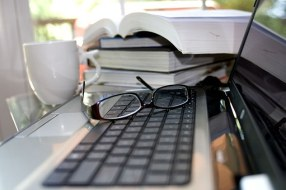 De creatieve bikkels onder de schrijvers!
