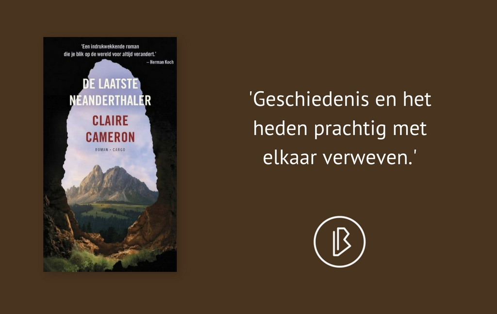 Recensie: Claire Cameron – De laatste neanderthaler