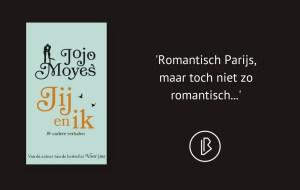 Recensie: Jojo Moyes – Jij en ik