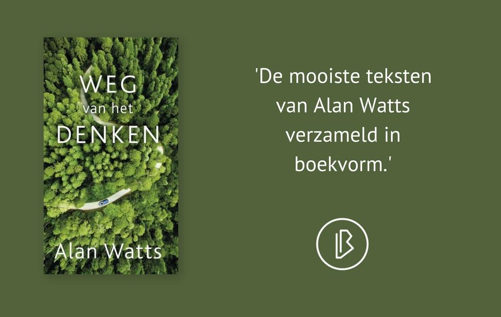 Recensie: Alan Watts – Weg van het denken