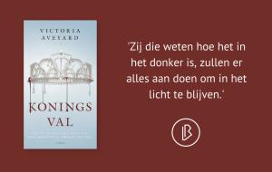 Recensie: Victoria Aveyard –Koningsval