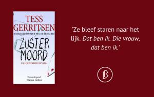 Recensie: Tess Gerritsen – Zustermoord