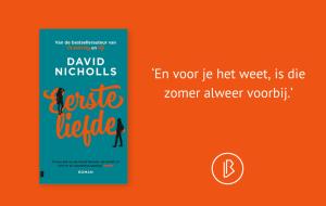 Recensie: David Nicholls – Eerste Liefde