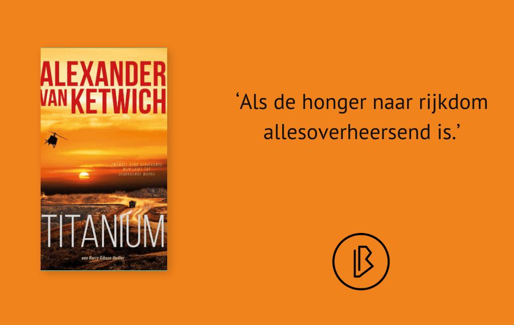 Recensie: Alexander van Ketwich – Titanium