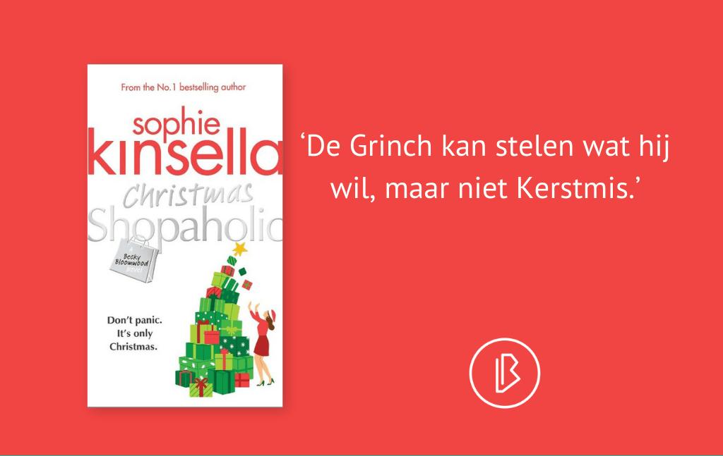 Recensie: Sophie Kinsella – Christmas Shopaholic
