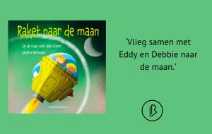 Recensie: Michel de Boer – Raket naar de maan