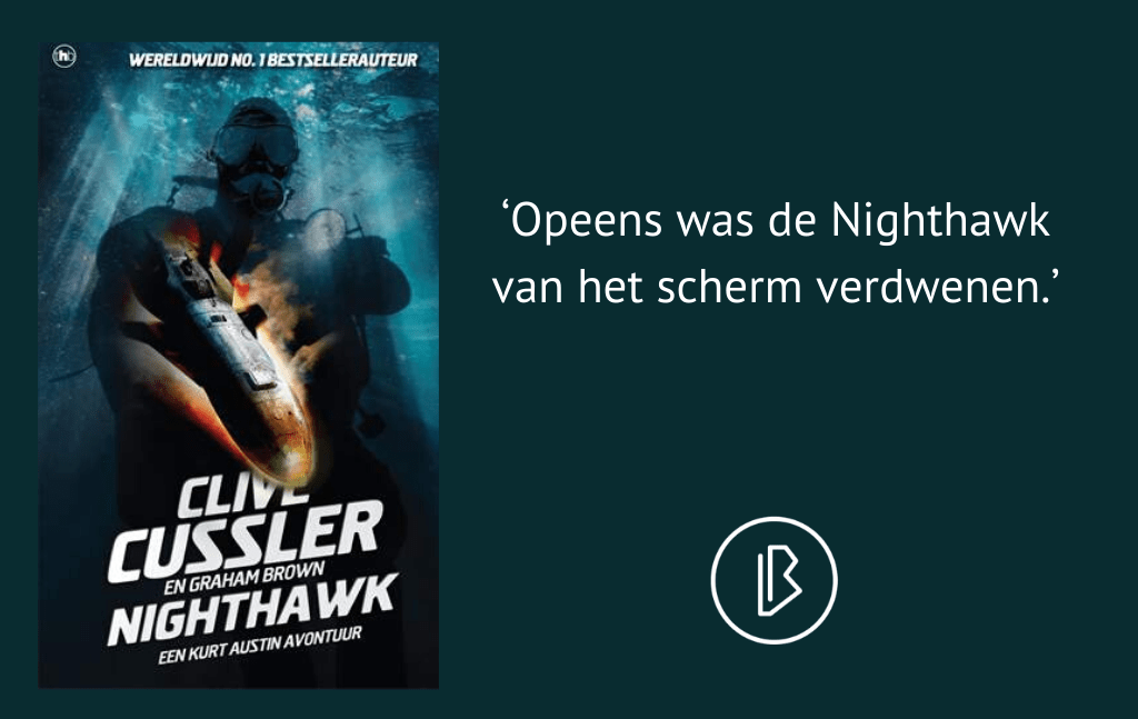 Recensie: Clive Cussler & Graham Brown – Nighthawk