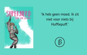 Recensie: Emmy van Ruijven - Supernerd