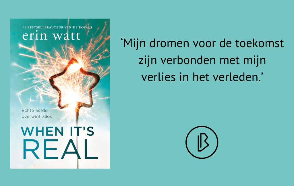 Recensie: Erin Watt – When it's real