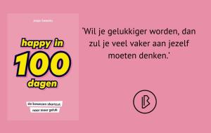 Recensie: Josje Smeets – Happy in 100 dagen
