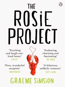 The Rosie Project - Simsion