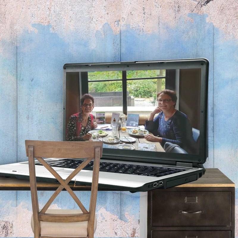 Jolanda Pikkaart en Esther van der Ham auteurs boekplanner