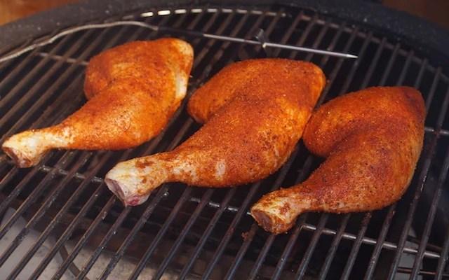 Chicken BBQ-Rub