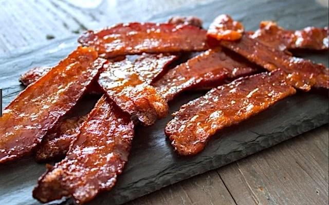 Candy Bacon / Millionaire's Bacon – den sprøde sød Bacon snack