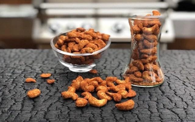 Magic Nuts 2.0 – rundtosse BBQ nødder fra grillen