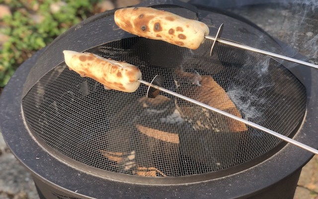Det perfekte Snobrød til familiehygge ved bål!