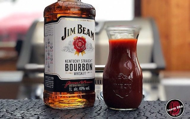 WHISKY BBQ SAUCE – THE BEST BOURBON BBQ SAUCE
