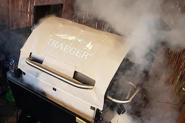 Traeger Pro Serie Vinterjakke