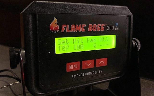 Flame Boss 300 WIFI Pit-Controller – Review