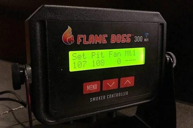 Flame Boss 300 WiFI