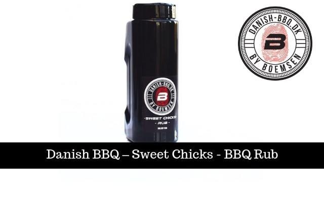 Sweet Chicks | BBQ-Rub