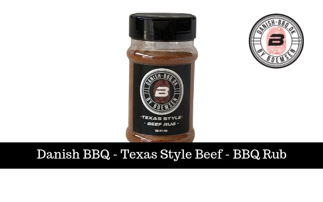 Texas Style – Beef Rub | BBQ-Rub 220g