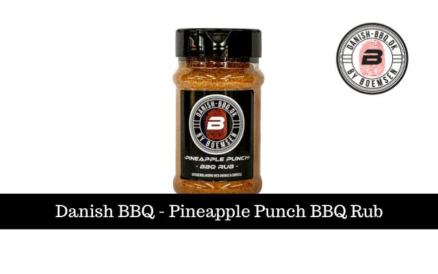 Pineapple Punch   BBQ-Rub 220g