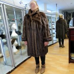 Demi Buff Nerz Mantel Neuwert heute 9.950,00 € Verkaufspreis 800,00 €