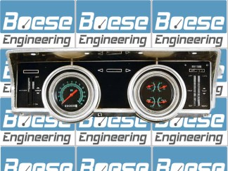 1966-1967 Ford Falcon Gauge Panels