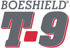 Boeshield T-9 corrosion protection and waterproof lubrication
