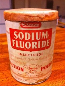 Sodium Fluoride Insecticide